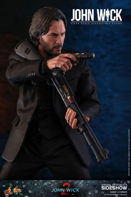 Hot Toys MMS504 John Wick 1/6 Scale Figure